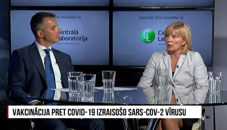 Vai Covid - 19 vakcīnāi varētu būt komerciāla vai tomēr sabierdrīskā?