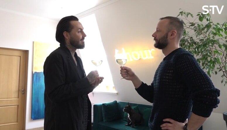 Kašers ar draugu Jāni precēsies Dānijā