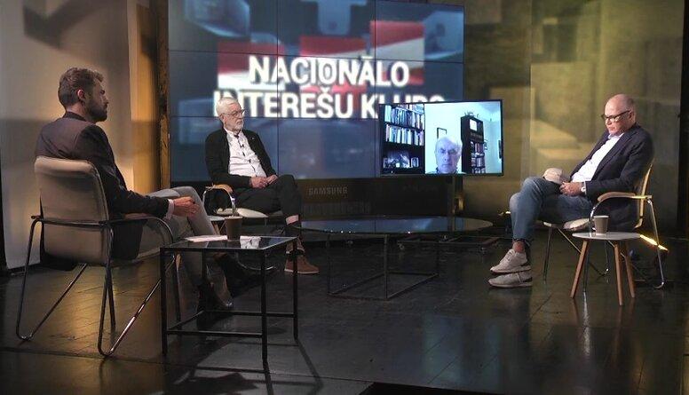 Bens Latkovskis: Šobrīd rietumus plosa iekšējās pretrunas