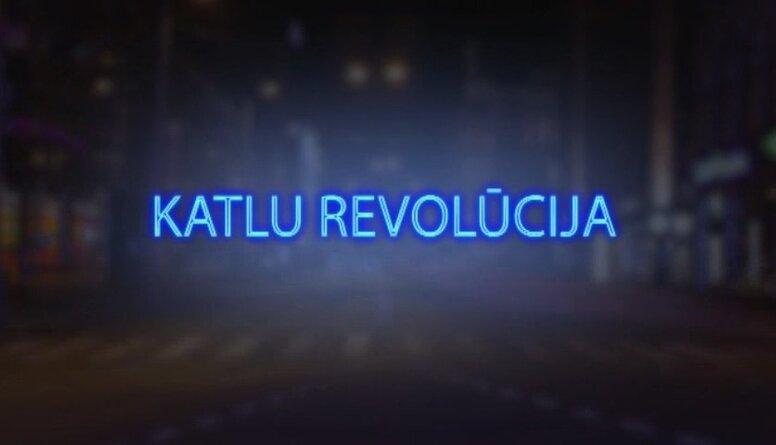 Tvitersāga: Katlu revolūcija