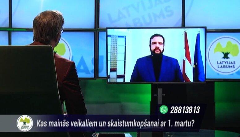 26.02.2021 Latvijas labums 2. daļa