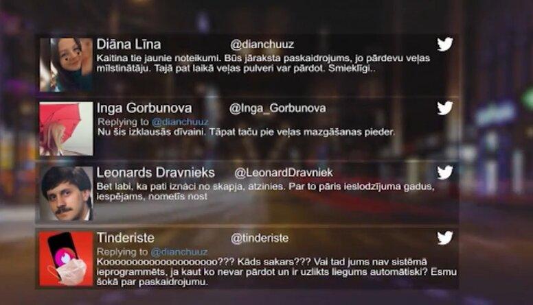 Tvitersāga: Jaunie noteikumi