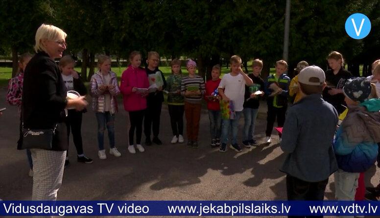 Covid-19 dēļ attālināti mācās septiņi klašu kolektīvi no piecām Jēkabpils novada skolām