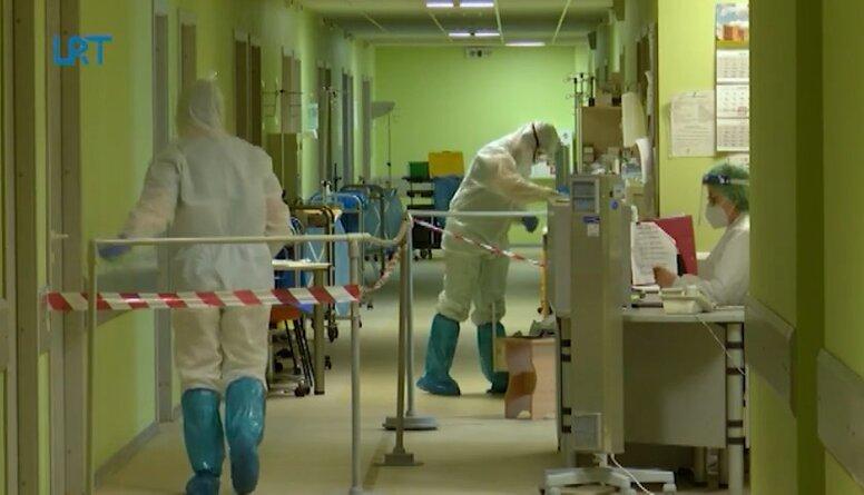 Mazās slimnīcas palīdz darbā ar Covid-19 pacientiem