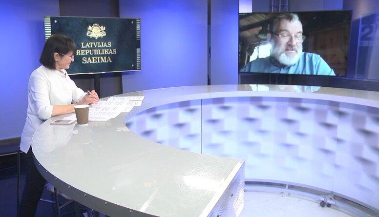 """Politologs: Šmita atgriešanās """"KPV LV"""" tuvina partijas frakcijas pazušanu no valdošās koalīcijas"""