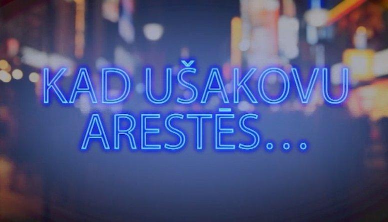 Tvitersāga: Kad Ušakovu arestēs..