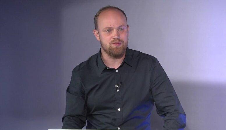 Ēriks Pucens par KPV LV: Mums bija divas rokzvaigznes