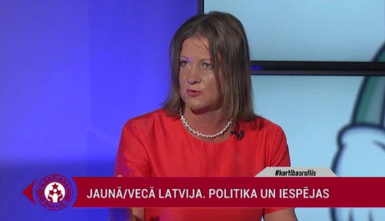 Olsena: Daudzi nesaprot, ka prezidentam un valdībai ir jāvada valsts arī vīrusa apstākļos