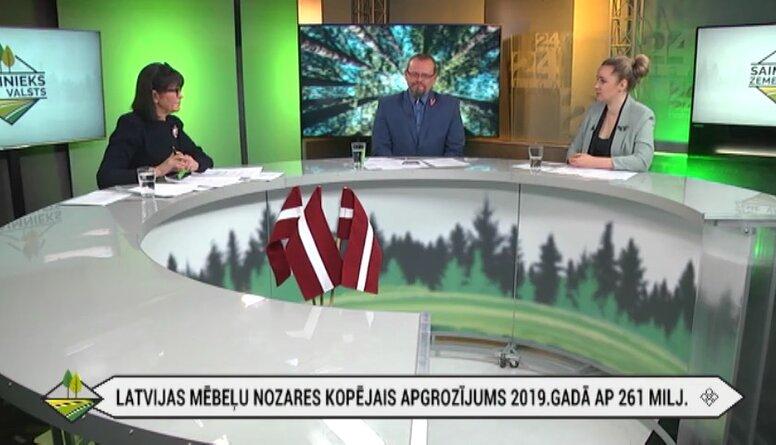Kā klājas Latvijas mēbeļu nozarei Covid-19 pandēmijas laikā?
