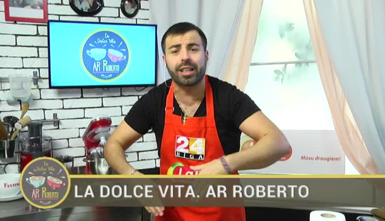05.01.2017 La Dolce Vita. Ar Roberto 1. daļa