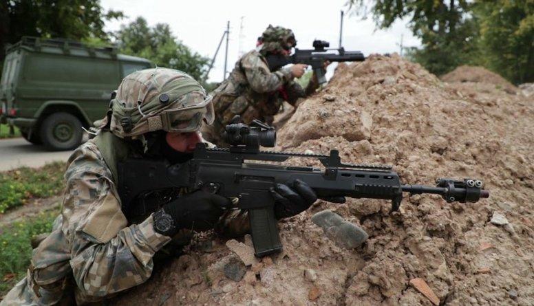 """Militārajās mācībās """"Namejs 2018"""" piedalās vairāk nekā 10 000 dalībnieku"""