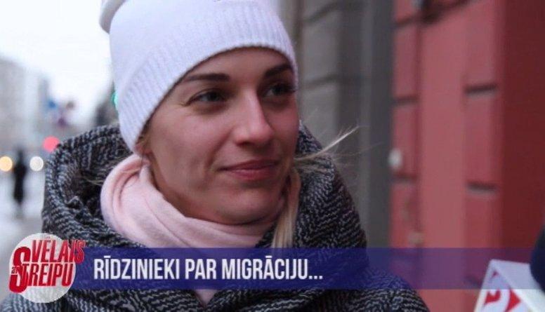 Aptauja: Vai atbalsti migrāciju?