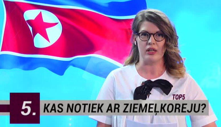 13.04.2017 Ziņu top 5