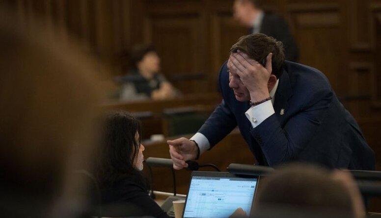 Viedoklis: Tikai tāpēc, ka kaut kas nepatīk, nevar uzreiz prasīt Saeimas atlaišanu