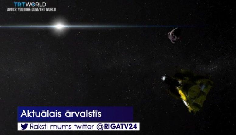 NASA ieguvusi attēlus no Saules sistēmas robežas