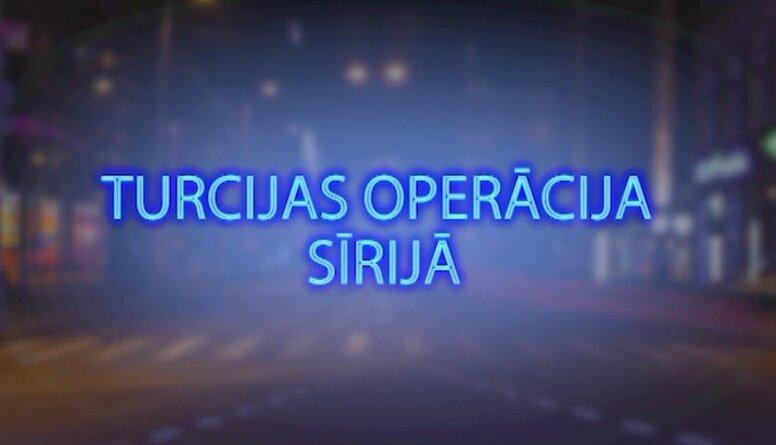 Tvitersāga: Turcijas operācija Sīrijā