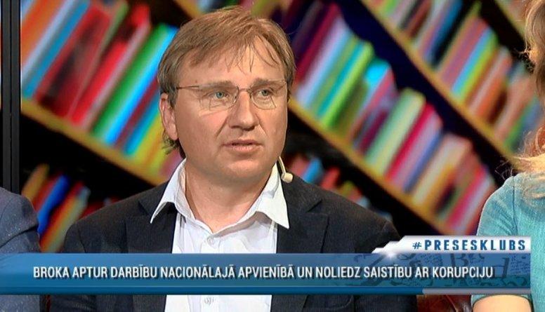 Latvijā līdz galam jāizstrādā lobiju likumu, uzskata Bērziņš