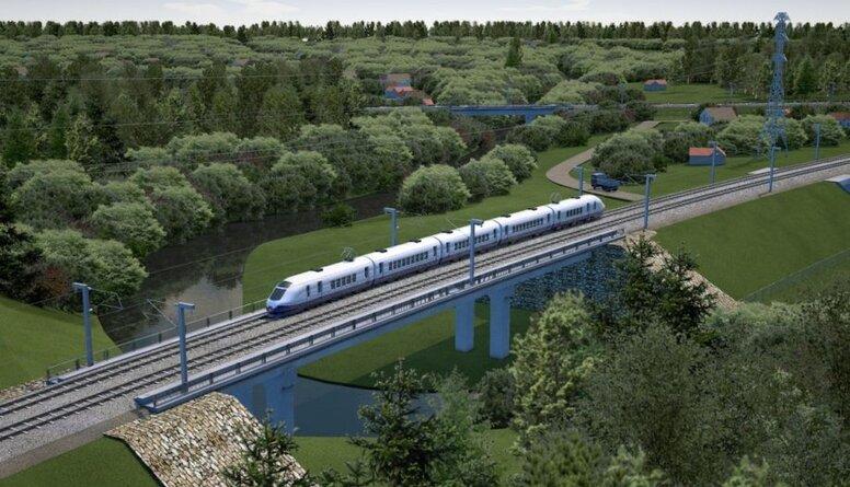 """Kučinskis: """"Rail Baltica"""" ir tā vērts projekts"""