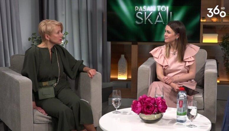Ievu Plaude - Rēlingere: Ir jābūt lielai drosmei, lai konfrontāciju ar nāvi cilvēks pārdzīvotu