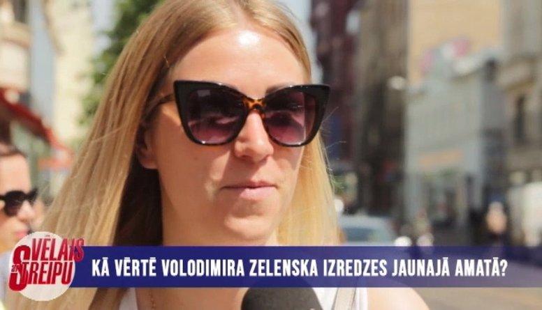 Kā vērtē Volodimira Zelenska izredzes jaunajā amatā?