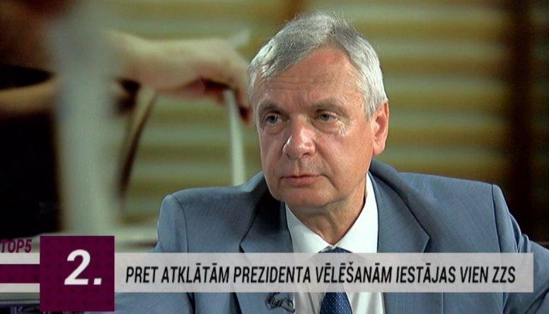 Šadurskis: Daudzi līdzšinējie prezidenti tika ievēlēti pateicoties oligarhu ietekmei