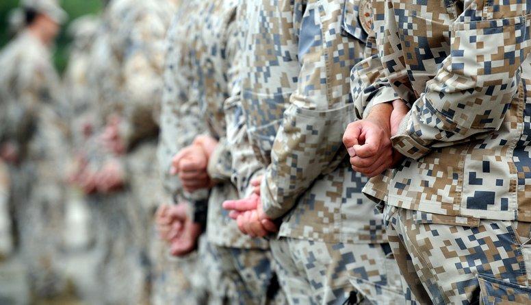 Guntis Ulmanis par obligātā militārā dienesta atjaunošanu