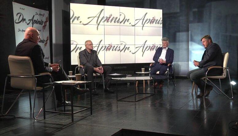 Diskusija par cilvēku bailēm no vakcinācijas