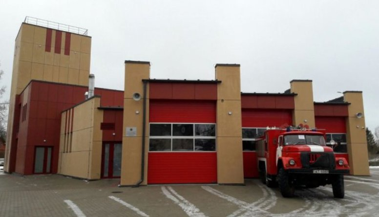 80 no 92 ugunsdzēsēju depo neatbilst darba aizsardzības prasībām