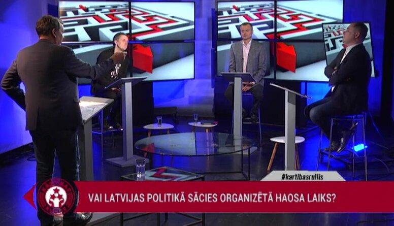 Jaunups: JKP gaida mirkli, kad Kariņš kritīs, lai Bordāns varētu kļūt par premjeru