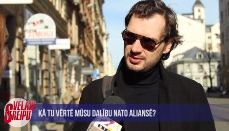 Aptauja: Kā vērtē Latvijas dalību NATO aliansē?