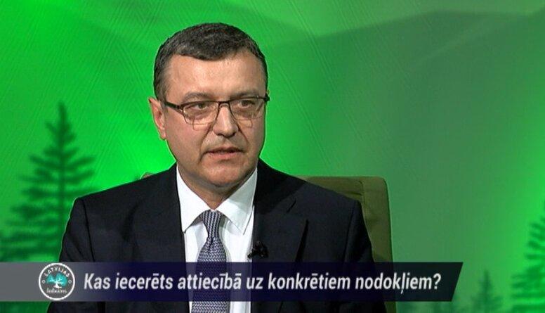 Finanšu ministrs par akcīzes nodokļa izmaiņām