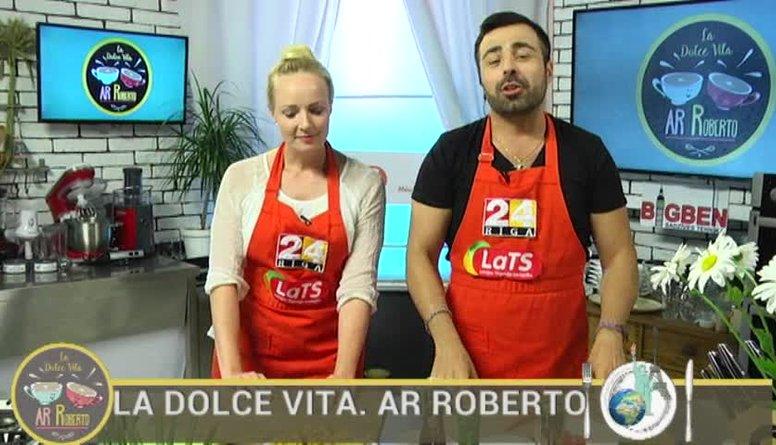 02.08.2017 La Dolce Vita. Ar Roberto 1. daļa