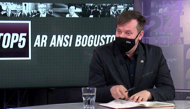 Kossovičs: Rīga aprīlī būs gatava masveida vakcinācijai