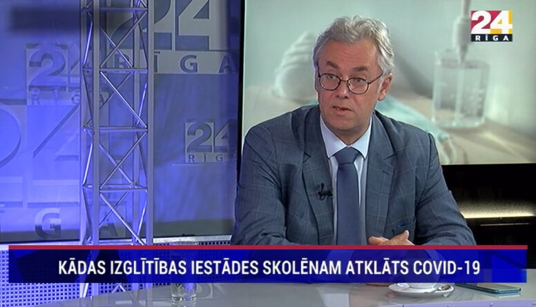 Perevoščikovs: Latvijā Covid-19 infekcijas avots tiek atklāts 80% inficēšanās gadījumu