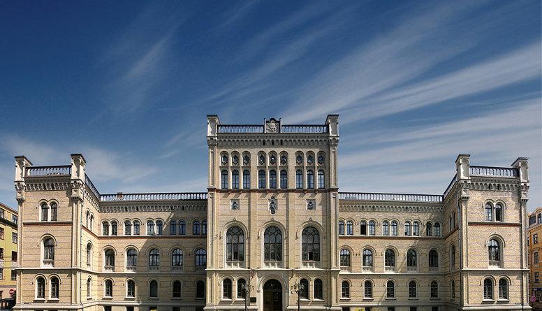 Apkopots pasaules labāko universitāšu tops - to skaitā arī LU un RTU