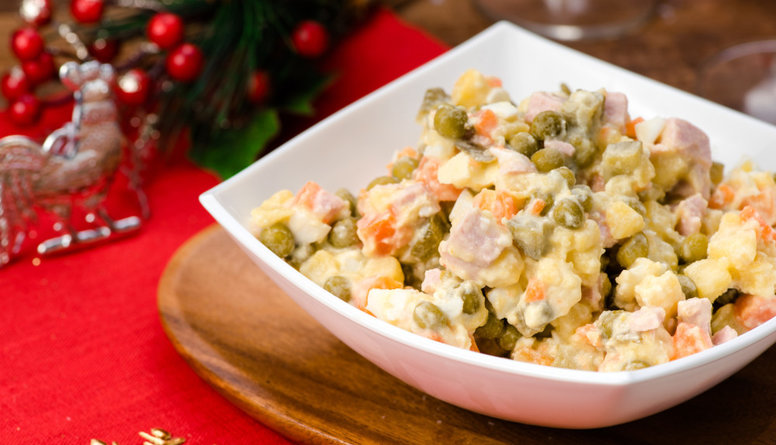 Tradicionālais svētku ēdiens - rasols. Kā to pagatavot draudzīgāku veselībai?