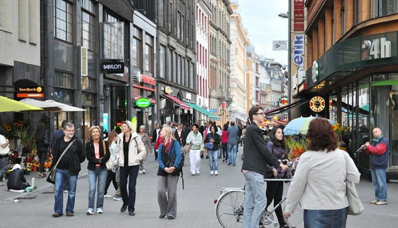 Pinto: Rīga nav nekāds mazs nostūris Eiropas nomalē