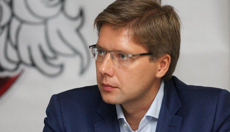 """Kučinskis: """"Neesmu pārliecināts, ka Ušakovam izdosies aizbēgt uz Briseli"""""""