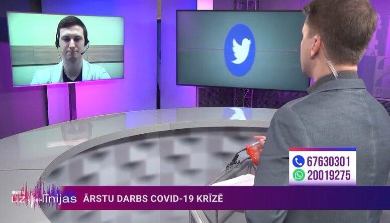 Artūrs Šilovs izsaka viedokli par ierobežojumu atvieglošanu
