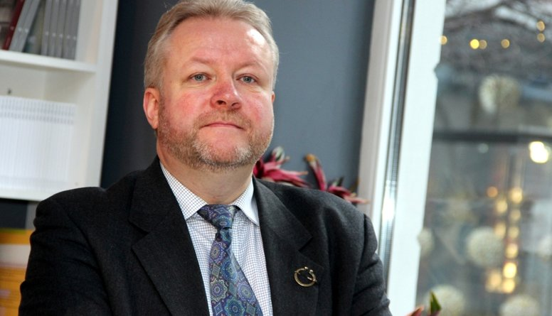Ilmārs Mežs par ANO Migrācijas pakta nozīmi Latvijai