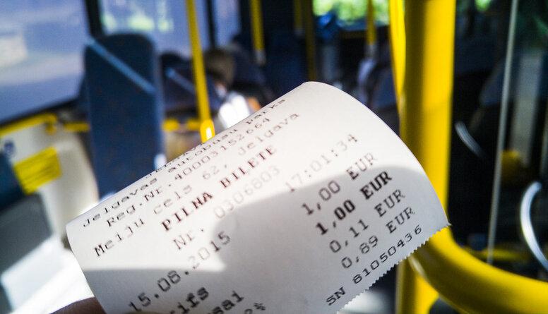 Linkaits: Labprāt redzētu, ka Rīga pievienojas valsts biļešu sistēmai