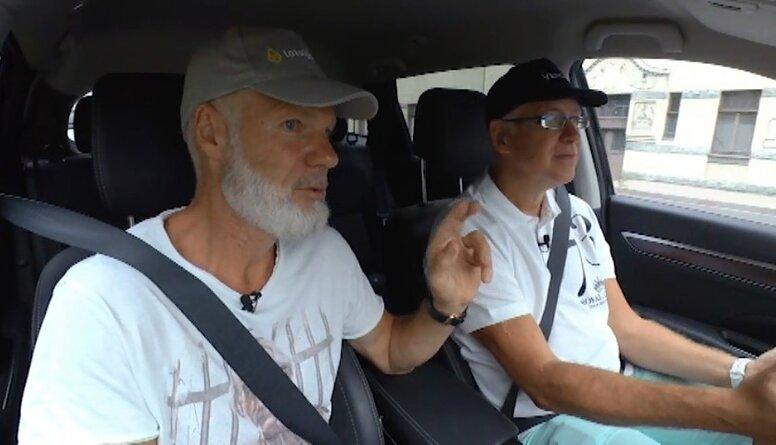 07.09.2019 Ģenerāļa stūrmaņi ar Valdi Valteru
