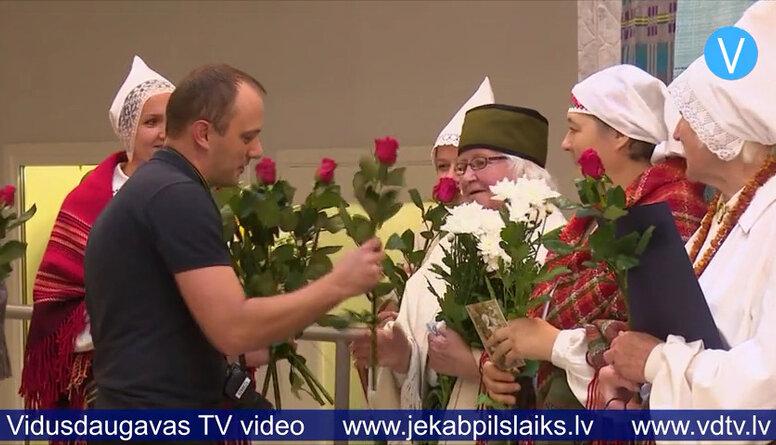 "Studija ""Dubna"" svin 40 gadu jubileju"