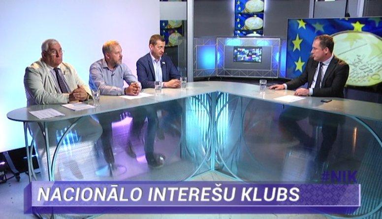 14.05.2018 Nacionālo interešu klubs 1. daļa
