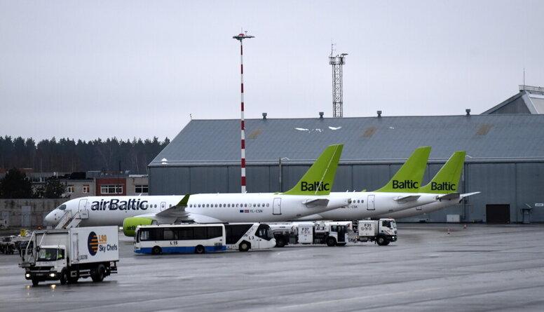 Viedoklis: Ātra AirBaltic starptautisko lidojumu atsākšana ir laba attīstības stratēģija