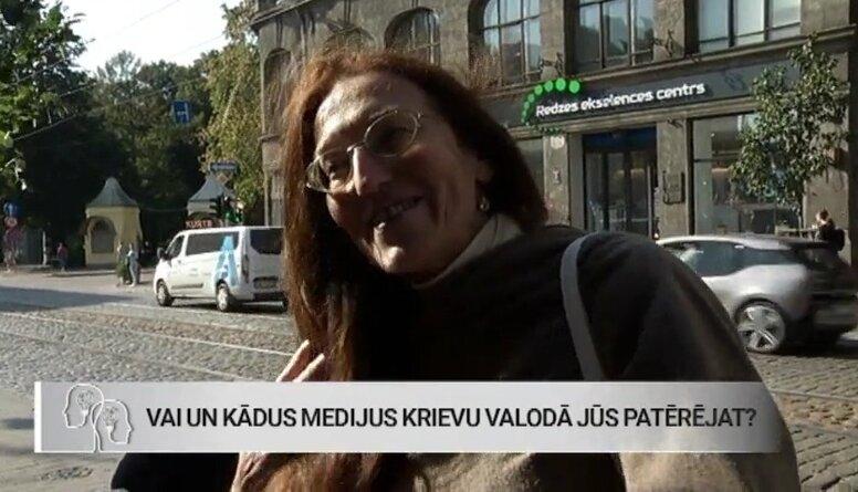 Ielu intervija: Vai un kādus medijus krievu valodā jūs patērējat?