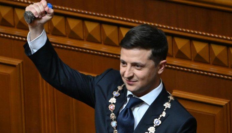 "Zelenskis ir Ukrainas ""melnā kaste"", pauž Ameriks"