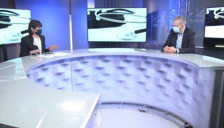Eglītis: E-veselības problēmas ir viens no iemesliem, kāpēc vēža reģistrs Latvijā ir uzkāries