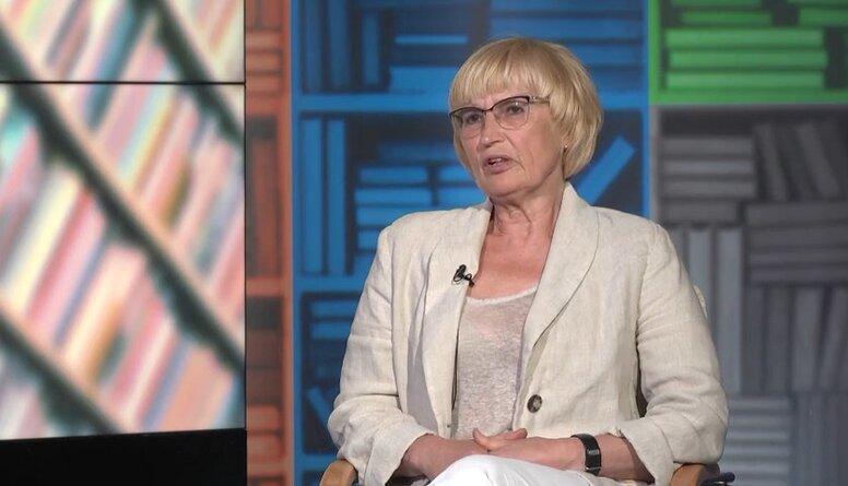 Ingrīda Circene izsaka viedokli par zemo vēlētāju aktivitāti