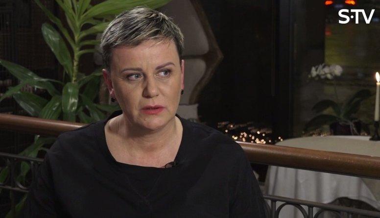"""Vai Lindas Mūrnieces otrā laulība bija """"plāksteris""""?"""